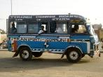 Dakar car rapide